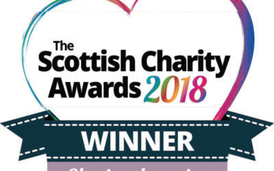 Scottish Charity Champion!