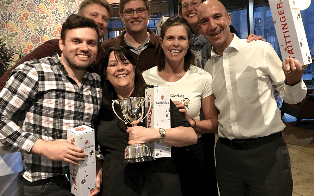 Over £7000 raised at 2019's Big Edinburgh Pub Quiz!
