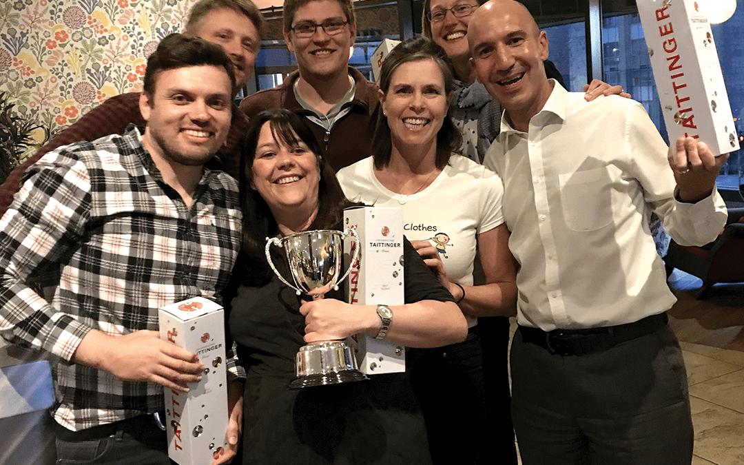 Over £7000 raised at 2019's Big Edinburgh Pub Quiz!