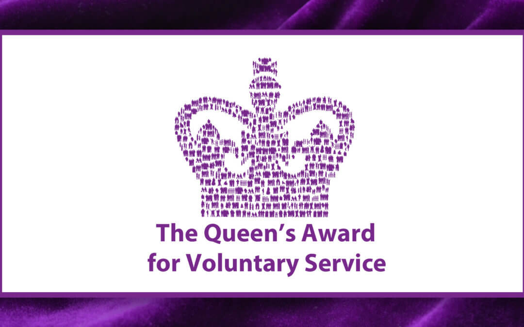 Kids Love Clothes receives the Queen's Award for Voluntary Service